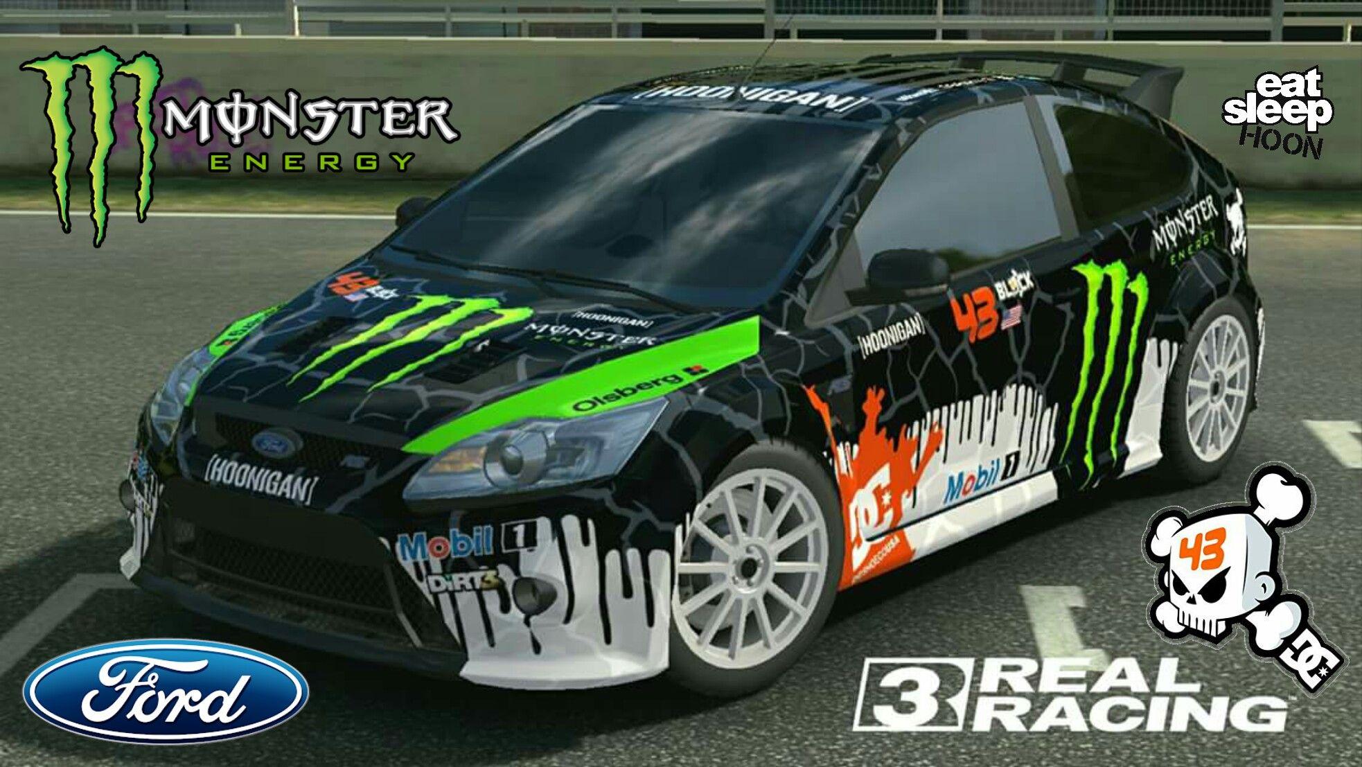 Pin Oleh Blacklizt Felixerik Di Real Racing 3