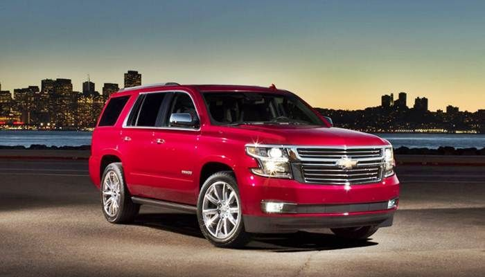 2021 Chevrolet Tahoe And Suburban Could Be Next-gen Models >> 2021 Chevy Tahoe Redesign And Release Date Auto And Price