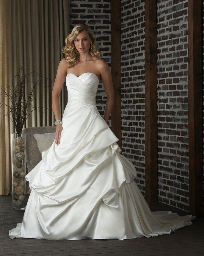 Bonny Wedding Dresses Style 301 2013 Bonny Wedding Dress 301