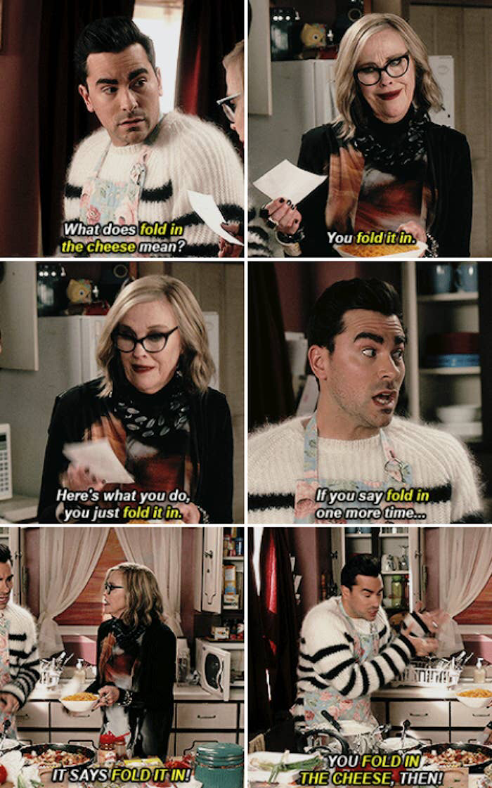 28 Schitt S Creek Moments That Are Actually Hysterical In 2020 Schitts Creek Tv Shows Funny Creek
