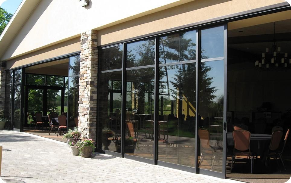 Image Result For Large Commercial Sliding Glass Doors Spa