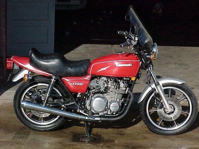 1979 Kawasaki KZ650 | Motorcycles | Pinterest