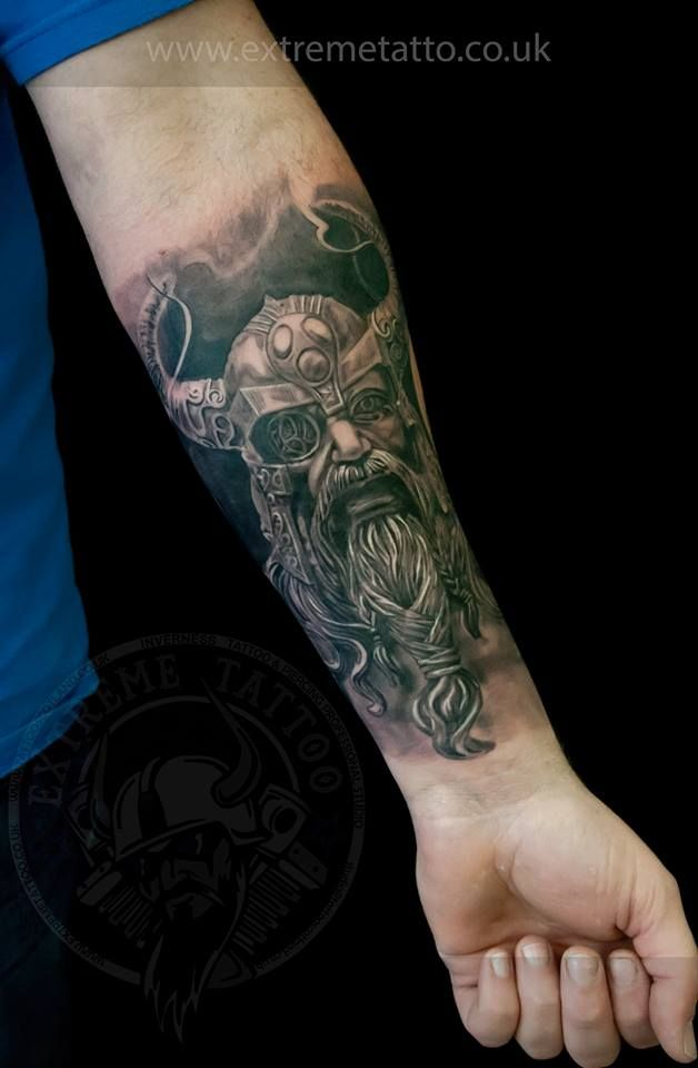 viking tattoo done at extreme tattoo piercing inverness highland scotland by catalin gal at. Black Bedroom Furniture Sets. Home Design Ideas