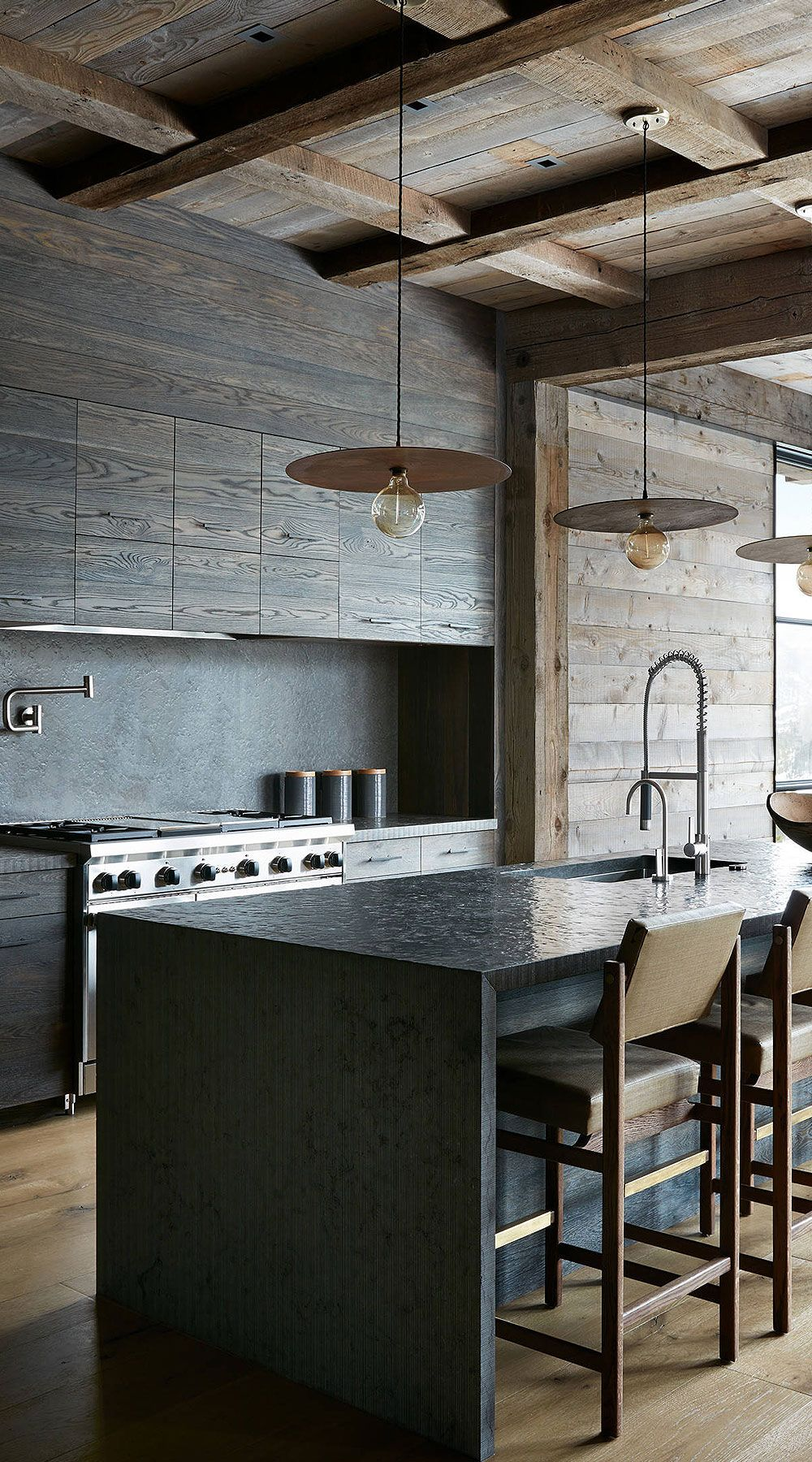 50+ Black Countertop Backsplash Ideas (Tile Designs, Tips ... on Backsplash Ideas For Black Countertops  id=57756