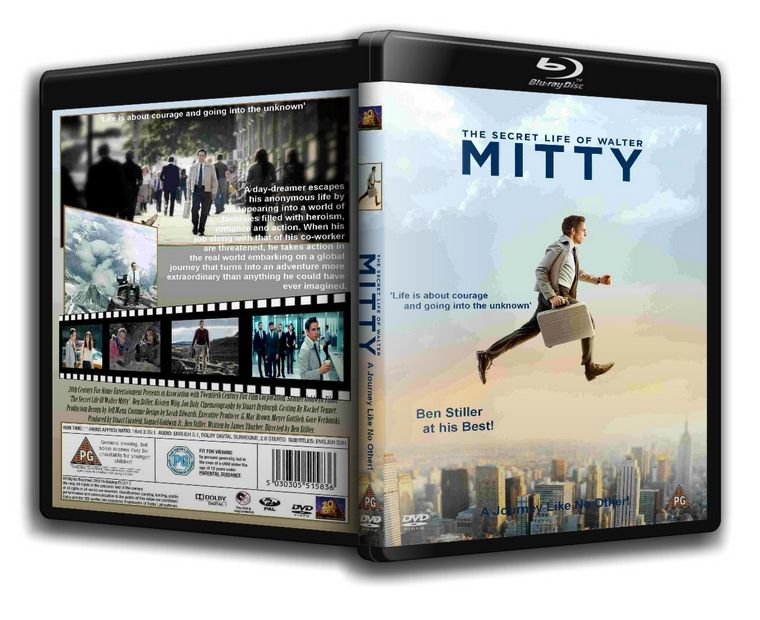 The Secret Life Of Walter Mitty 2013 720p Bluray 900mb 720p