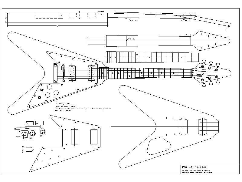 Gibson Flying V Blue Print Pesquisa Google Gibson Flying V Flying V Guitar Guitar Design