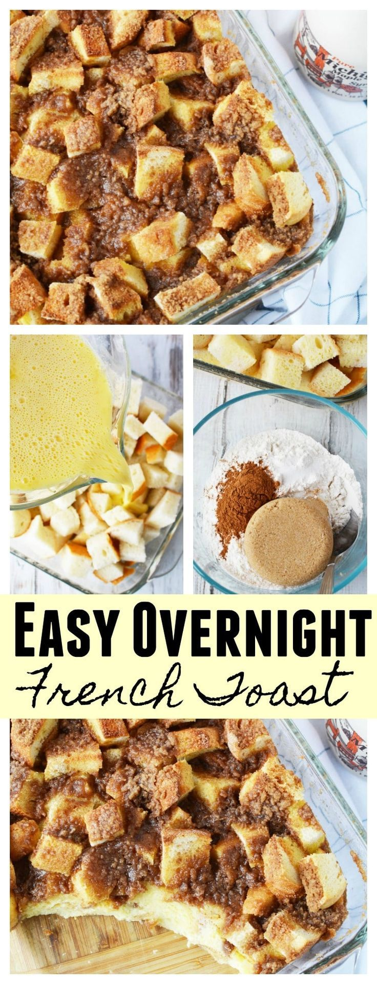 Photo of Easy Overnight French Toast Bake Recipe – But There Is A Secret!
