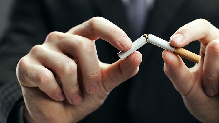 Mit dem Rauchen aufhören: Das sind die Phasen der Regeneration