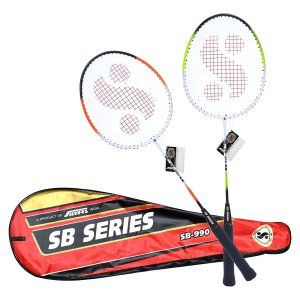 7065650483f1f Amazon Buy Silvers SB-990 Badminton Kit at Rs 261 only ...