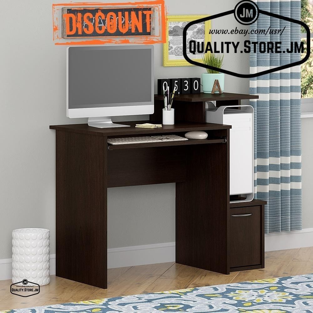 Computer Desks For Home Office Small Spaces Desk With Storage Student  Bedroom