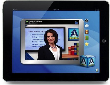 Acellus Academy   Accredited Online School for Grades K-12