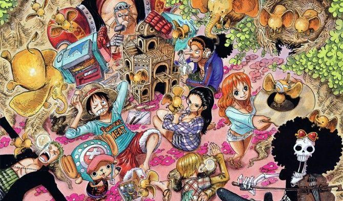 Au Japon, One Piece écrase Naruto !