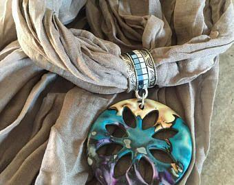 Nueva colección de joyería - pink sands - la bufanda