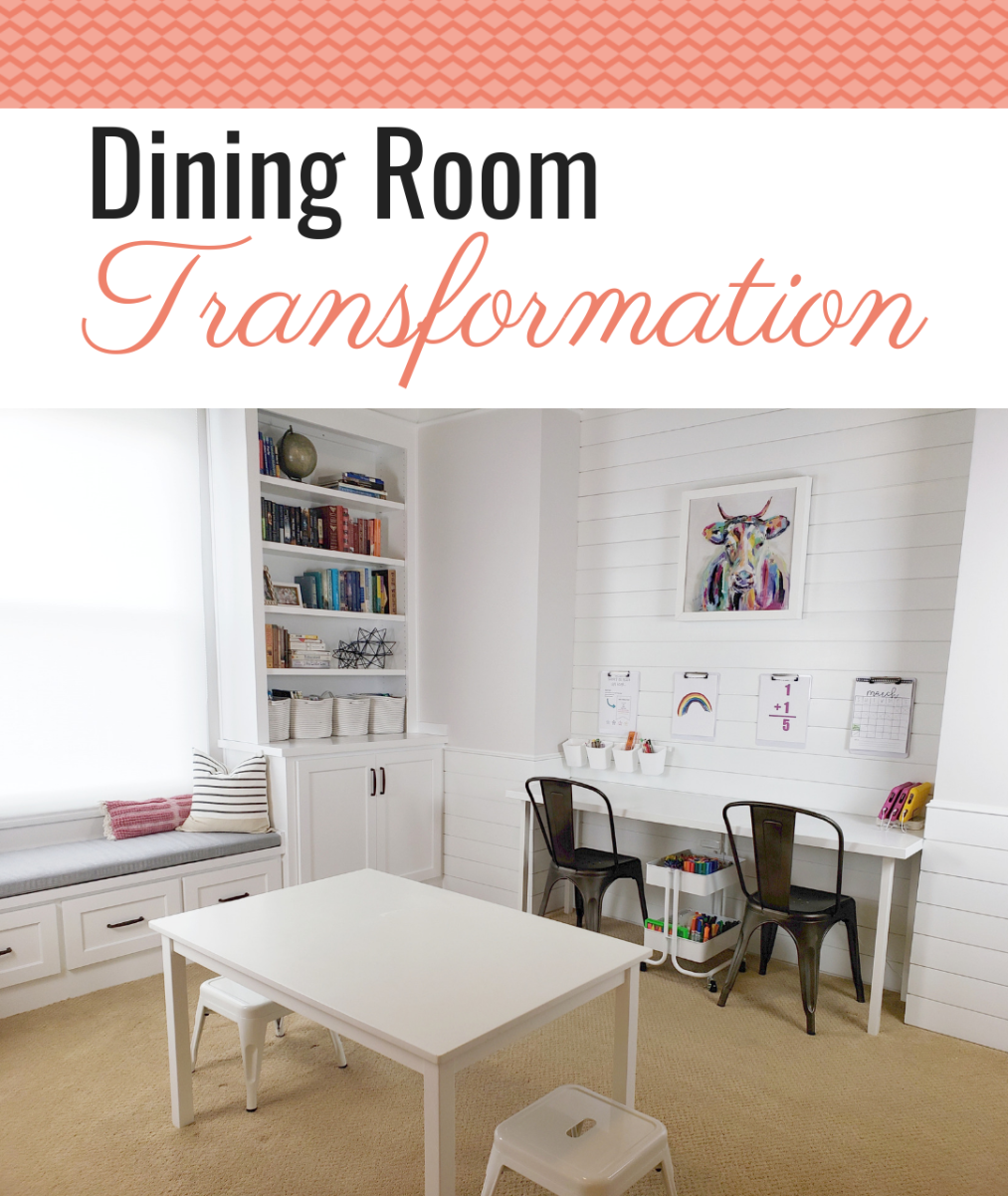 Make The Most Of Your Floor Plan Dining Room Formal Dining Room Kids Study Spaces