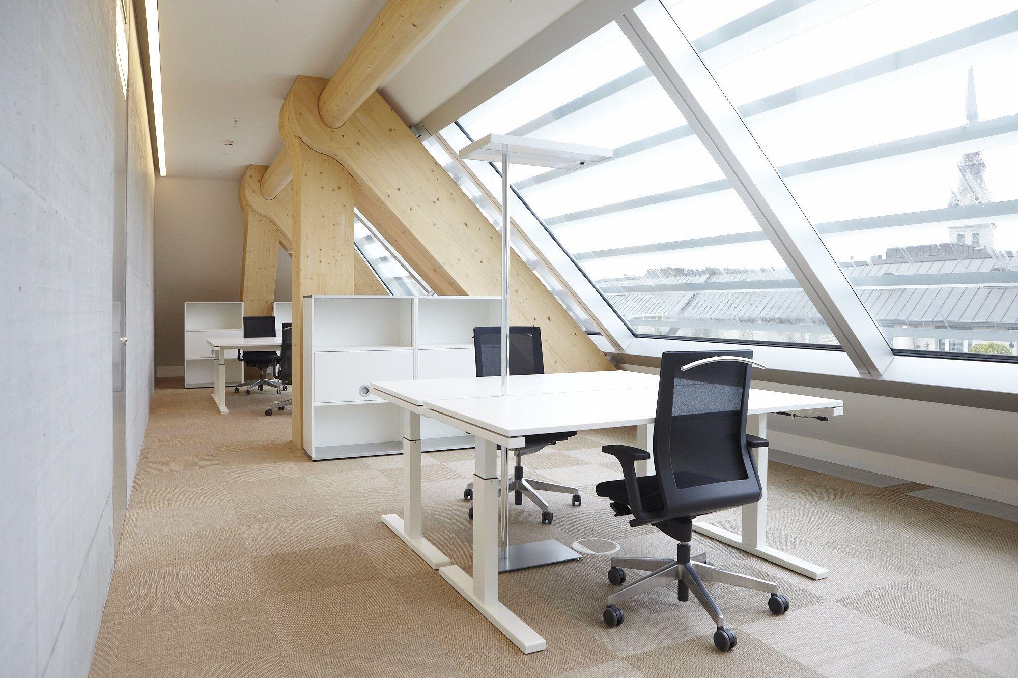 tischsystem mit unserer produktelinie dem d3 - Herman Miller Tischsysteme