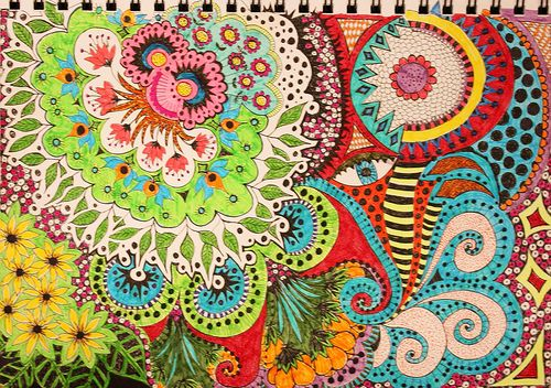 I LOVE this pattern and color and would use it in my home and for clothing.  BEAUTIFUL.