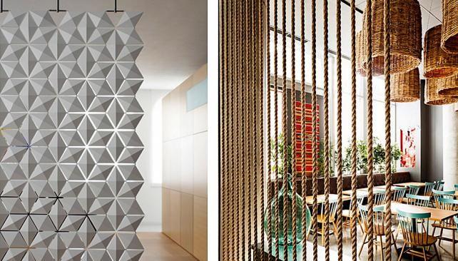 Ideas para separar ambientes la voz del interior voz - Ideas para separar ambientes ...