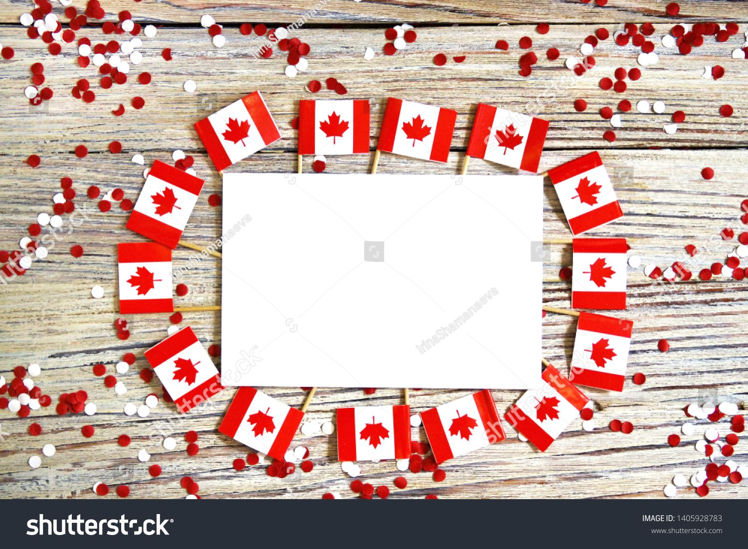 The national holiday of July 1 happy Canada day