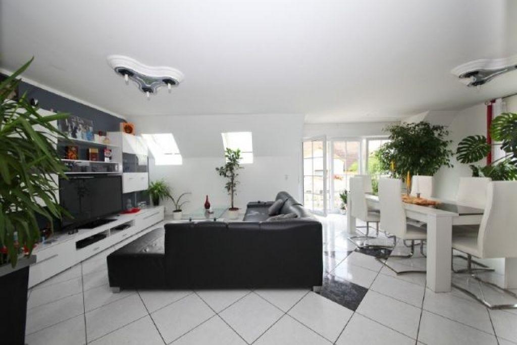 moderne wohnzimmer mit offener kuche moderne wohnzimmer mobel 2 new ...