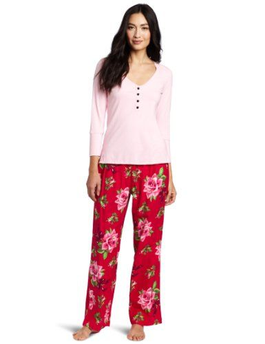 Betsey Johnson Women s Stretch and Flannel Pant « Clothing Impulse ... af3dbb2d9