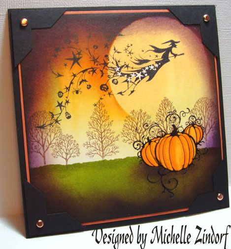 Another Michelle Zindorf Card. She Really Does The Best