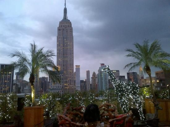 230 Fifth New York Attractions Rooftop Bars Nyc City