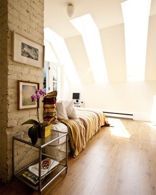 Exposed Brick Bedroom Design Sensual Bedroom Paint Colors Master Bedroom Accent Wall Bedroom Curtains Harry Corry: This Makes My Heart Ache For This Room