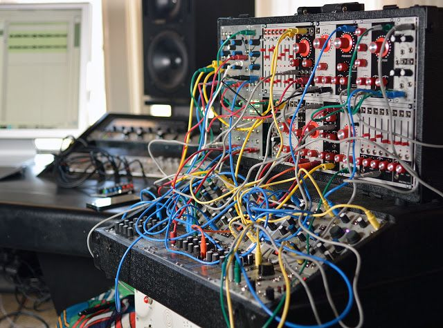 MATRIXSYNTH: Machines in Music Modular Synth Event Set for Octo...