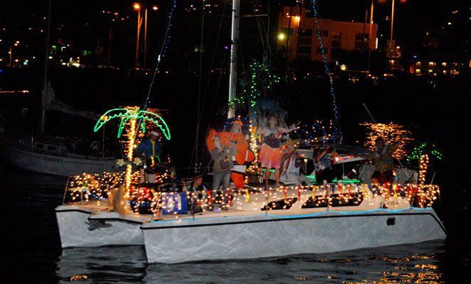 San Diego Bay Parade Of Lights Adorable San Diego Bay Parade Of Lights  Starting At 530Pm On Sunday Dec Design Inspiration