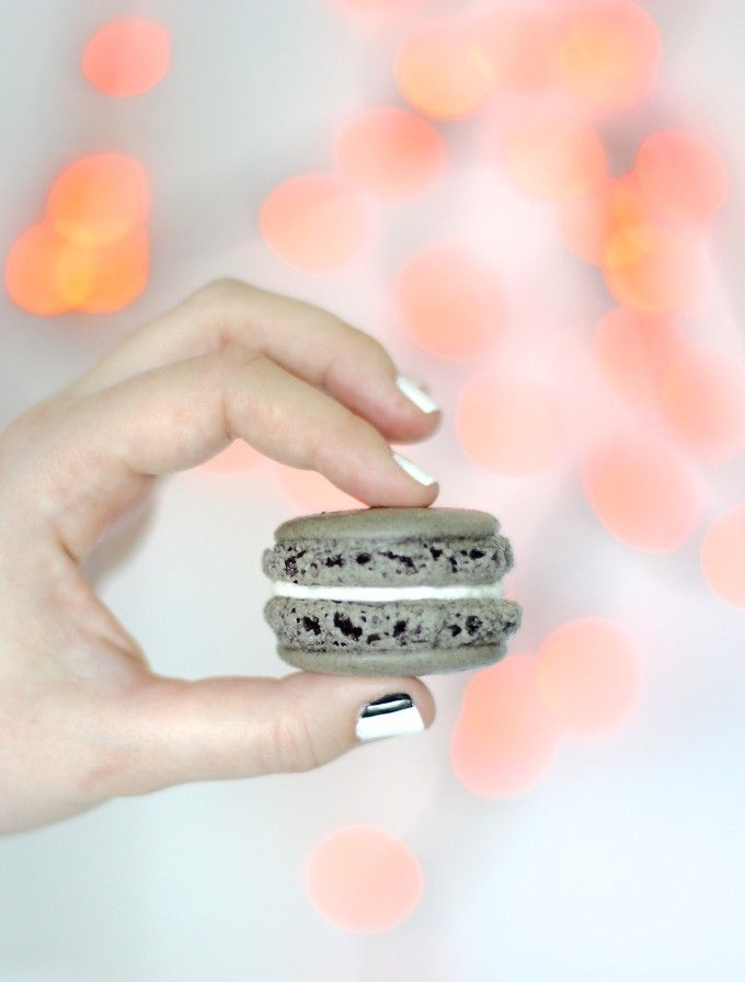 Wie man Oreo Macarons macht   - Bloggers' Best Entertaining and Wedding Ideas -