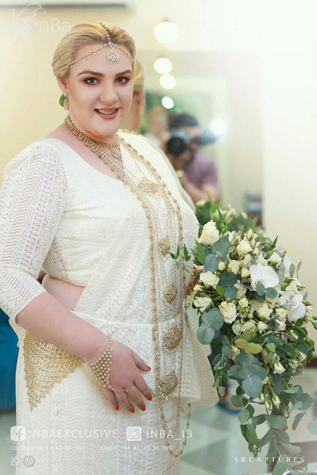 Dressed Indika Bandara Bride Bridal Dresses