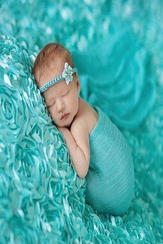 CCBW Flower Baby Wrap Backdrop Basket filler Photo Prop
