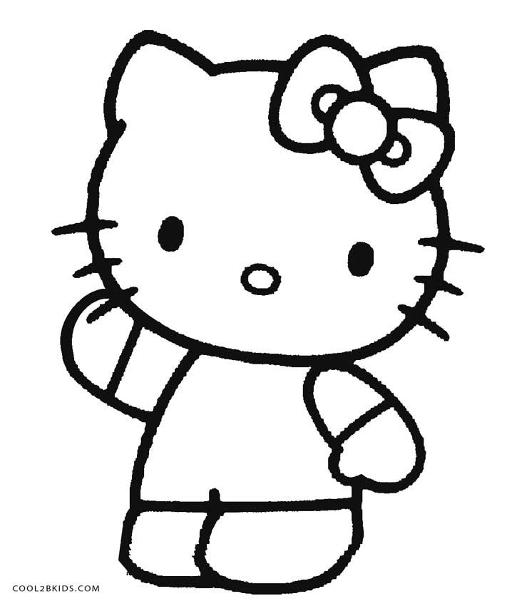 Free Printable Hello Kitty Coloring Pages For Pages Cool2bkids Hello Kitty Coloring Hello Kitty Colouring Pages Kitty Coloring