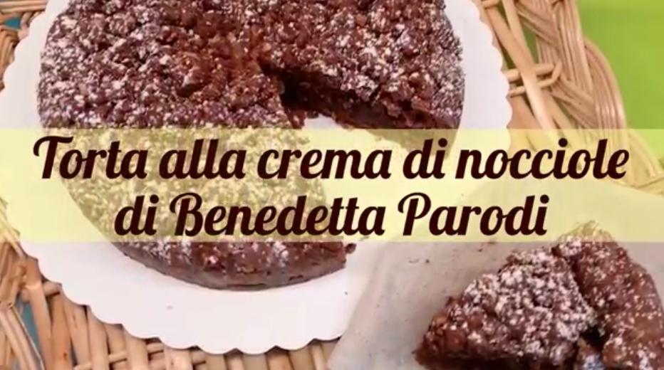 La Video Ricetta Della Torta Sbriciolata Alla Nutella Da Una