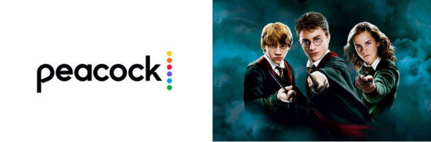 Peacock To Stream All Eight Harry Potter Films Harry Potter Films Harry Potter Movie Adaptation