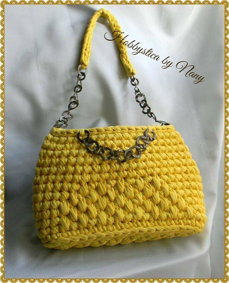 Pin von Janet Kalbfleisch auf Crochet Purses   Pinterest