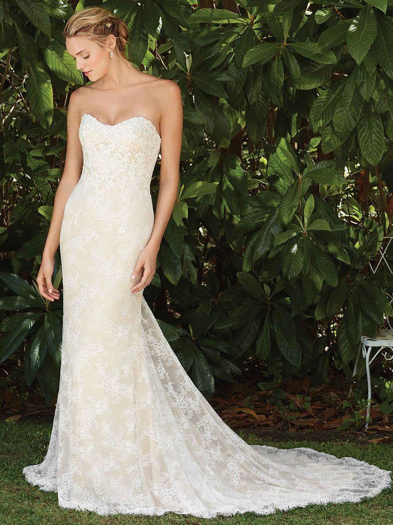 Secret Garden: Casablanca Bridal Style 2281 Forsythia
