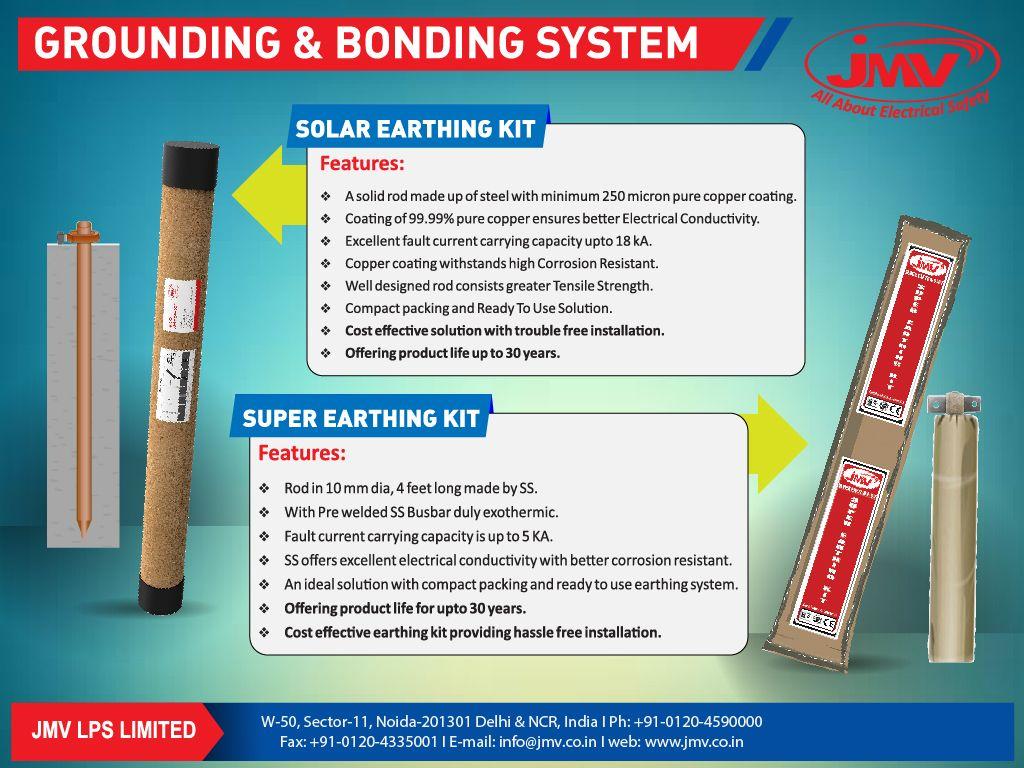 7 best JMV\'s World Class Grounding & Bonding System images on ...
