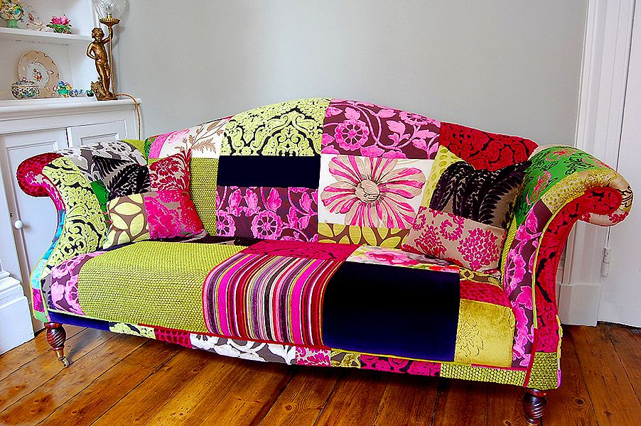 Simply stunning. Patchwork!!