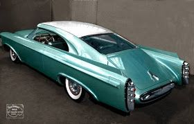 Just A Car Guy: the Chrysler Norseman, a prototype lost when the ship Andrea Dor…