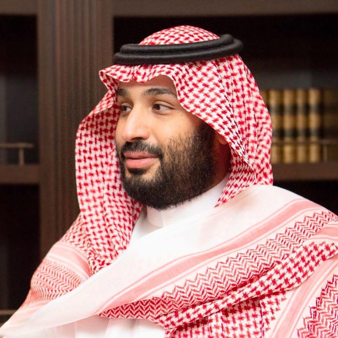 ولي العهد الأمير محمد بن سلما