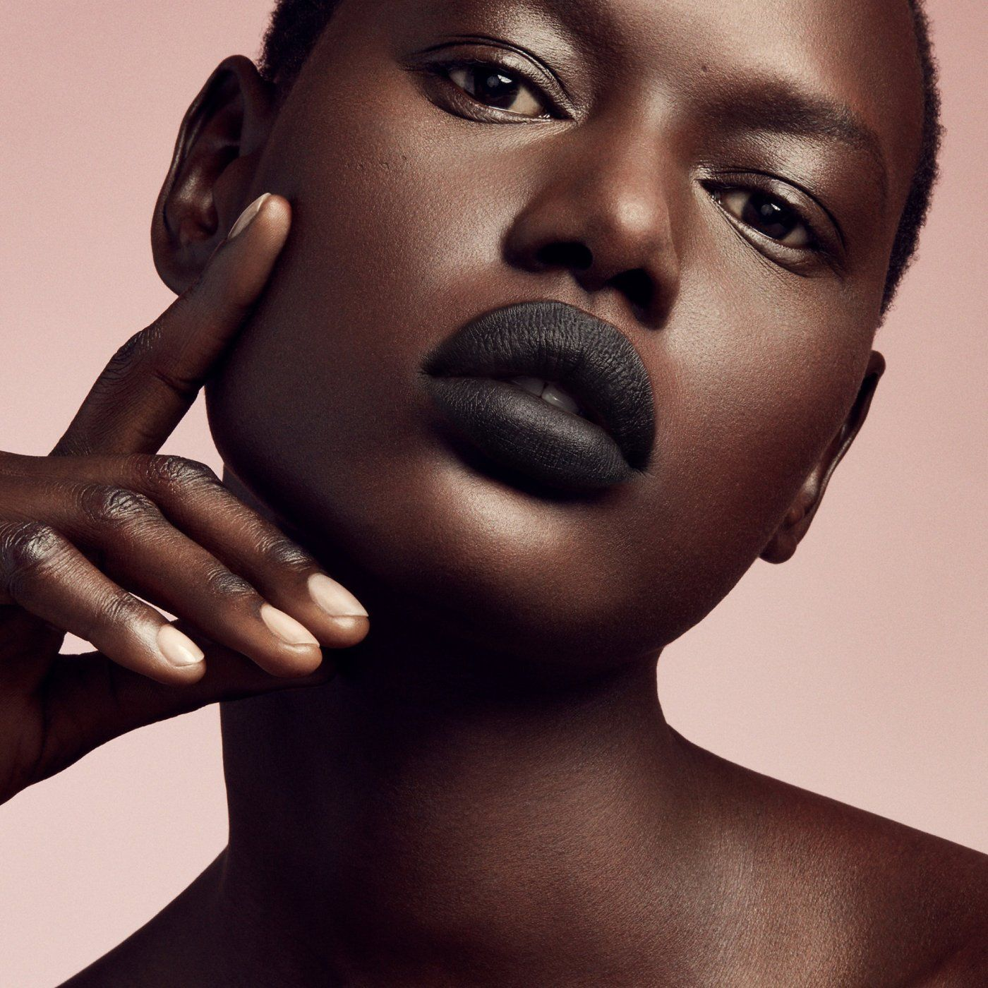 Get The Scoop and the Dupe! Fenty Beauty's F'N Black in