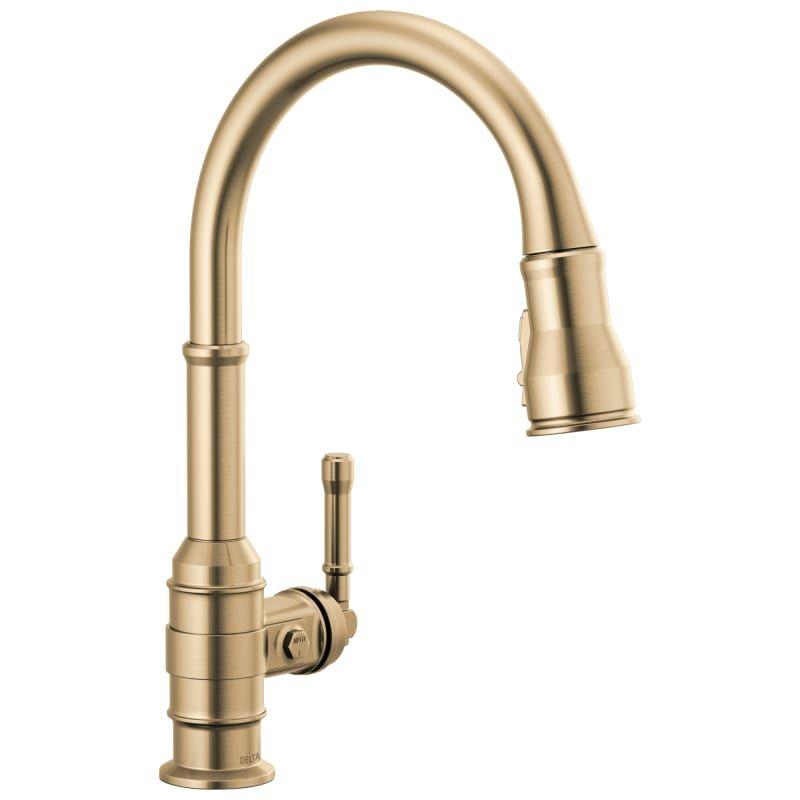 Delta 9190 Dst In 2020 Faucet Delta Faucets Retractable Hose
