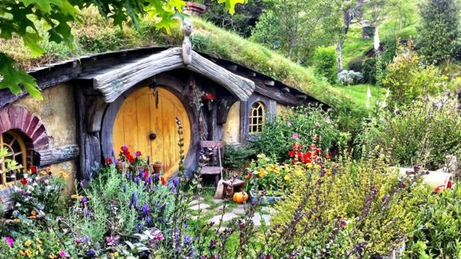 The Hobbit film location tour, New Zealand