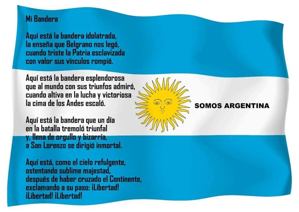 Quien Creo La Bandera Argentina Buscar Con Google Bandera Argentina Bandera Banderas