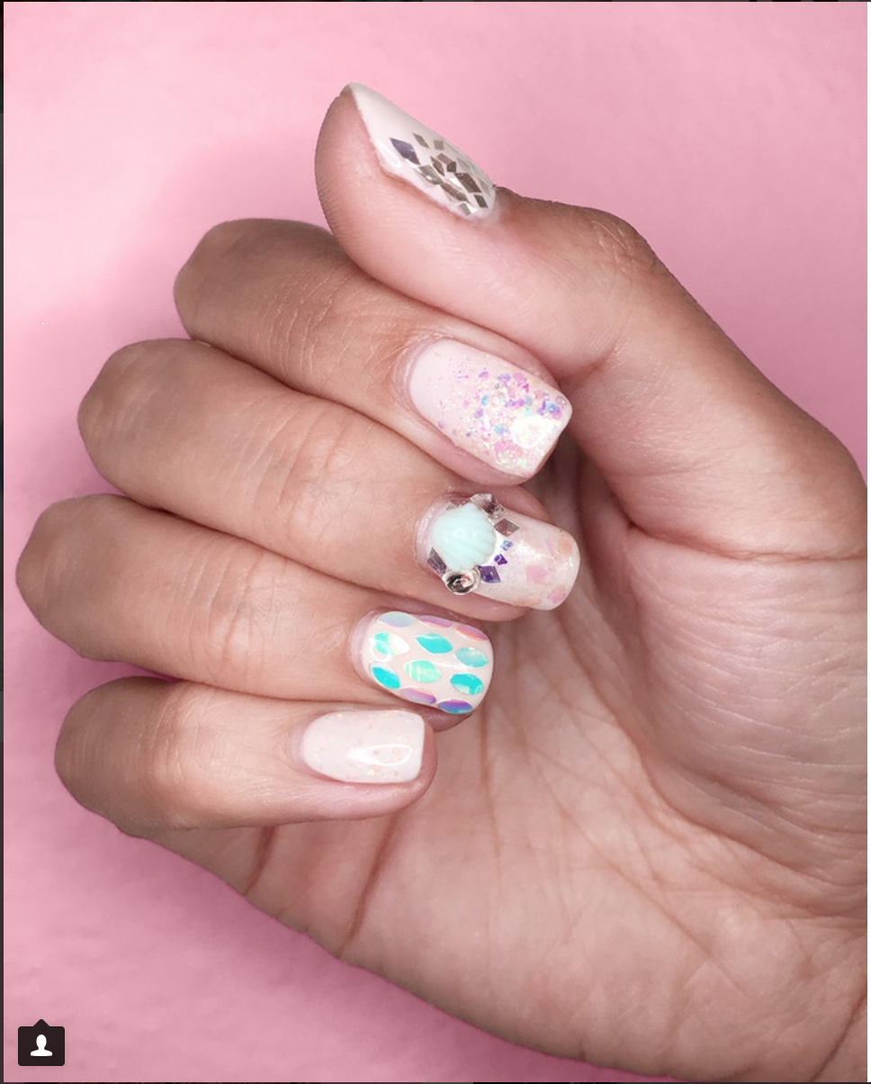 Pin by Mazz Hanna on Nail Inspo (With images) Nails