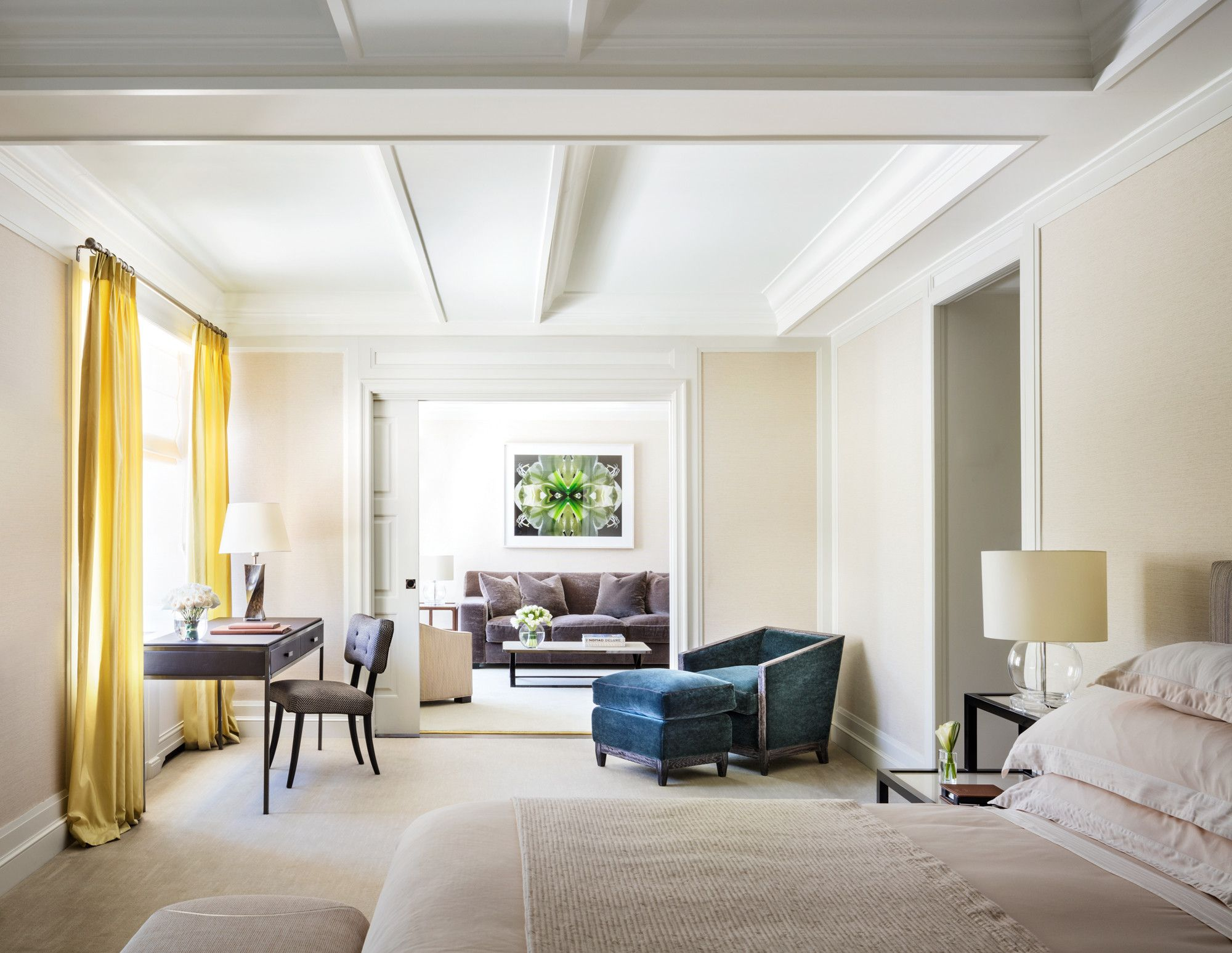 5 Star Luxury Hotel Rooms Suites The Mark Hotel In Nyc