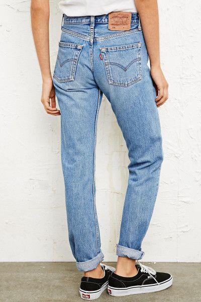 Vintage Jeans Always Live In Style Styleskier Com In 2020 Vintage Jeans Women Jeans Levi Mom Jeans