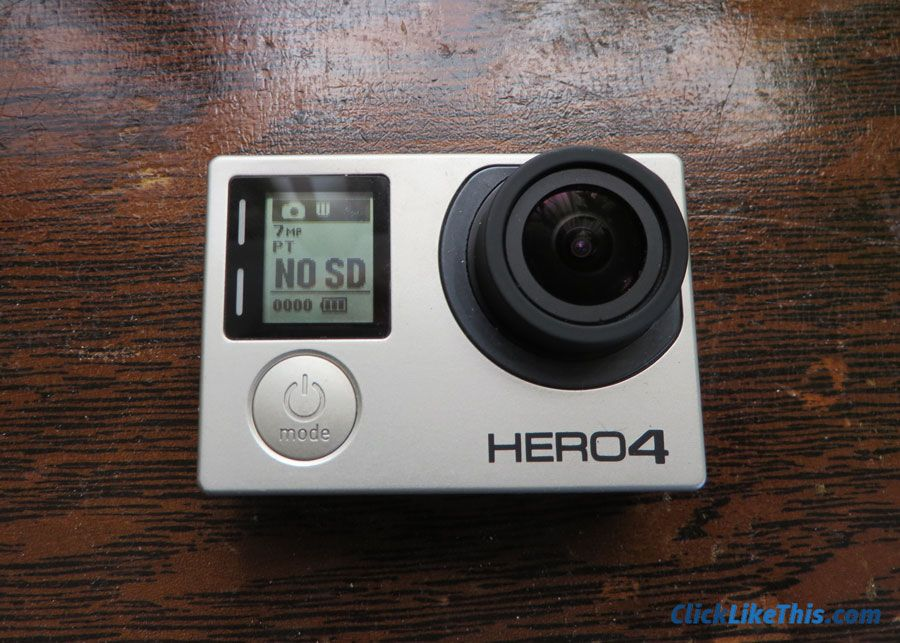 gopro says no sd how to easily fix a gopro sd card error hero3 4 rh pinterest com Nikon Digital Camera GoPro as Security Camera