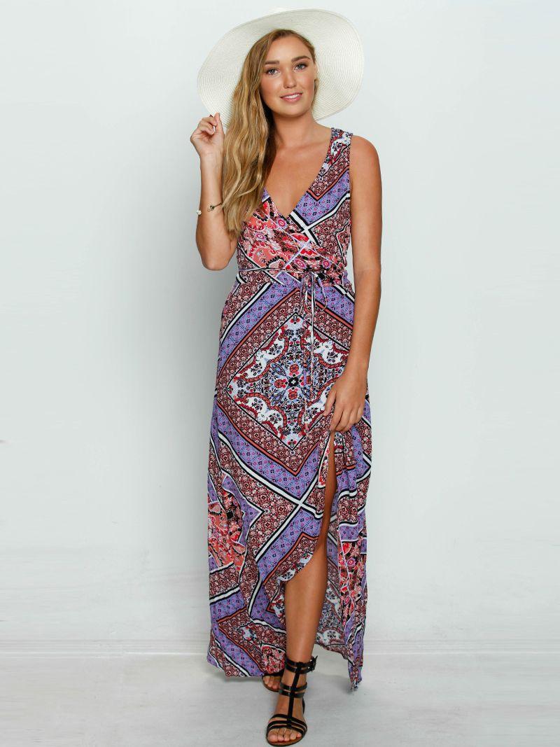 Image for mooloola who u lovinu maxi dress from city beach australia